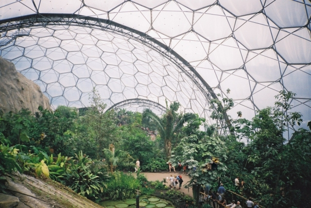 Eden Rainforest Biodome