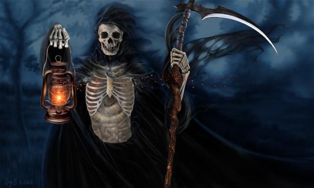 Grim Reaper by Guyus Seralius-M